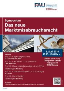 Plakat symposium